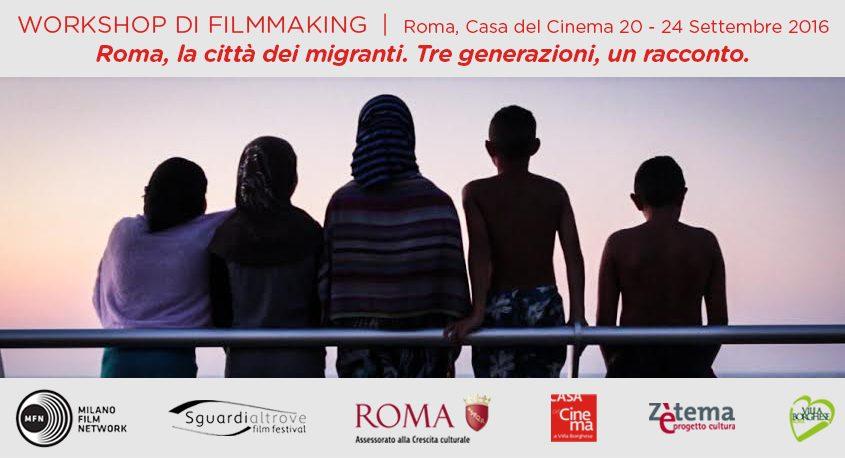 Film-making: un workshop per raccontare le migrazioni. Intervista a Paolo Martino